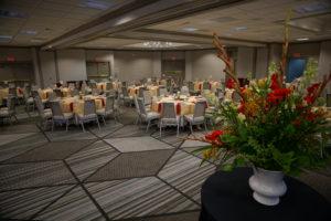 Catalina Award Show Setup