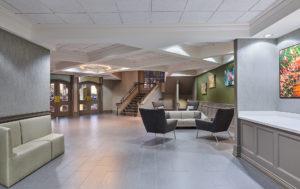 The Sabino Foyer